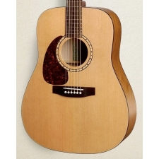 Simon & Patrick Woodland Cedar Dreadnought Electro Acoustic, Left-handed